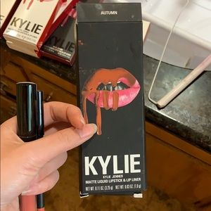 Kylie Cosmetics matte lip kit autumn